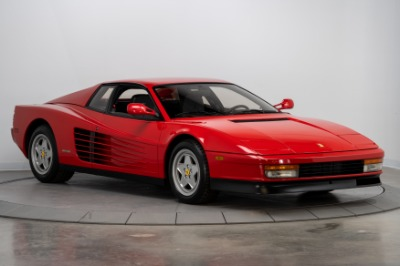 Used 1989 Ferrari Testarossa Used 1989 Ferrari Testarossa for sale Sold at Cauley Ferrari in West Bloomfield MI 9