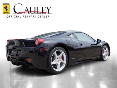 Used 2012 Ferrari 458 Italia Used 2012 Ferrari 458 Italia for sale Sold at Cauley Ferrari in West Bloomfield MI 6
