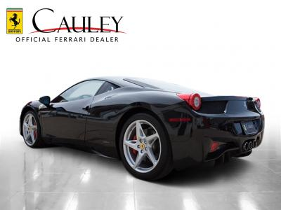 Used 2012 Ferrari 458 Italia Used 2012 Ferrari 458 Italia for sale Sold at Cauley Ferrari in West Bloomfield MI 8