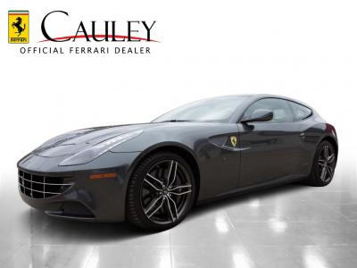 Used 2014 Ferrari FF Used 2014 Ferrari FF for sale Sold at Cauley Ferrari in West Bloomfield MI 10