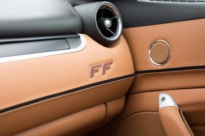 Used 2014 Ferrari FF Used 2014 Ferrari FF for sale Sold at Cauley Ferrari in West Bloomfield MI 43