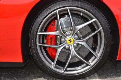 Used 2016 Ferrari F12berlinetta Used 2016 Ferrari F12berlinetta for sale $249,900 at Cauley Ferrari in West Bloomfield MI 13
