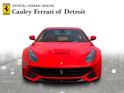 Used 2016 Ferrari F12berlinetta Used 2016 Ferrari F12berlinetta for sale $249,900 at Cauley Ferrari in West Bloomfield MI 3