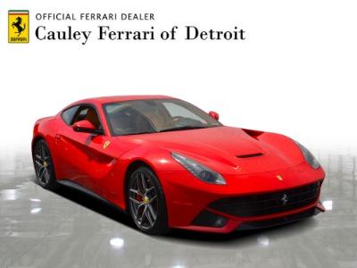 Used 2016 Ferrari F12berlinetta Used 2016 Ferrari F12berlinetta for sale $249,900 at Cauley Ferrari in West Bloomfield MI 4