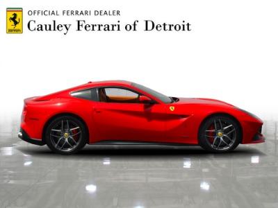 Used 2016 Ferrari F12berlinetta Used 2016 Ferrari F12berlinetta for sale $249,900 at Cauley Ferrari in West Bloomfield MI 5