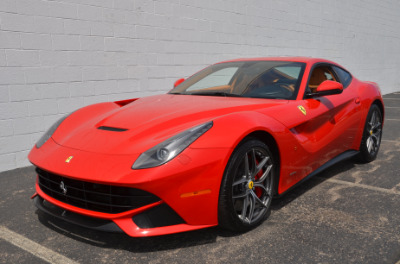 Used 2016 Ferrari F12berlinetta Used 2016 Ferrari F12berlinetta for sale $249,900 at Cauley Ferrari in West Bloomfield MI 57