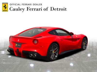 Used 2016 Ferrari F12berlinetta Used 2016 Ferrari F12berlinetta for sale $249,900 at Cauley Ferrari in West Bloomfield MI 6