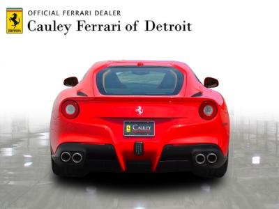 Used 2016 Ferrari F12berlinetta Used 2016 Ferrari F12berlinetta for sale $249,900 at Cauley Ferrari in West Bloomfield MI 7