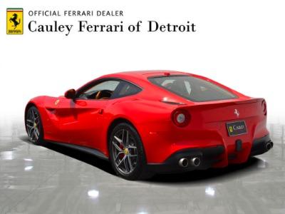 Used 2016 Ferrari F12berlinetta Used 2016 Ferrari F12berlinetta for sale $249,900 at Cauley Ferrari in West Bloomfield MI 8