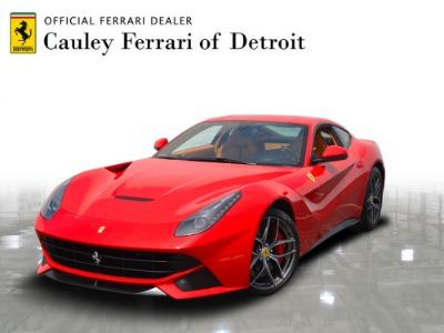 Used 2016 Ferrari F12berlinetta Used 2016 Ferrari F12berlinetta for sale $249,900 at Cauley Ferrari in West Bloomfield MI 1