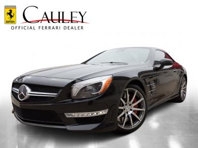 Used 2013 Mercedes-Benz SL-Class SL 63 AMG Used 2013 Mercedes-Benz SL-Class SL 63 AMG for sale Sold at Cauley Ferrari in West Bloomfield MI 10