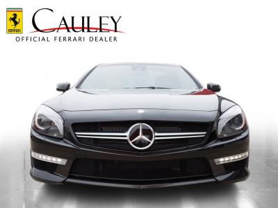 Used 2013 Mercedes-Benz SL-Class SL 63 AMG Used 2013 Mercedes-Benz SL-Class SL 63 AMG for sale Sold at Cauley Ferrari in West Bloomfield MI 11