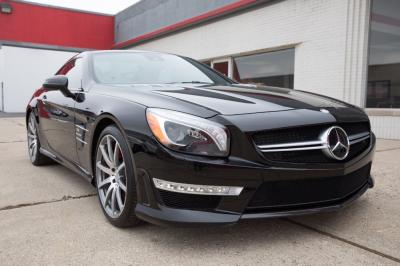 Used 2013 Mercedes-Benz SL-Class SL 63 AMG Used 2013 Mercedes-Benz SL-Class SL 63 AMG for sale Sold at Cauley Ferrari in West Bloomfield MI 12