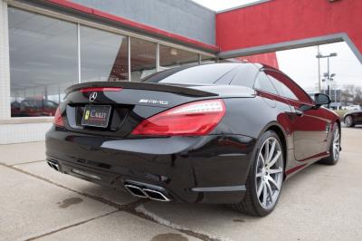 Used 2013 Mercedes-Benz SL-Class SL 63 AMG Used 2013 Mercedes-Benz SL-Class SL 63 AMG for sale Sold at Cauley Ferrari in West Bloomfield MI 14
