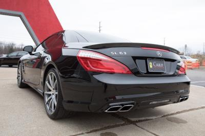 Used 2013 Mercedes-Benz SL-Class SL 63 AMG Used 2013 Mercedes-Benz SL-Class SL 63 AMG for sale Sold at Cauley Ferrari in West Bloomfield MI 17