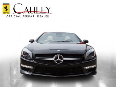 Used 2013 Mercedes-Benz SL-Class SL 63 AMG Used 2013 Mercedes-Benz SL-Class SL 63 AMG for sale Sold at Cauley Ferrari in West Bloomfield MI 3