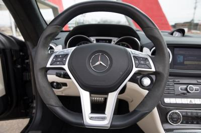 Used 2013 Mercedes-Benz SL-Class SL 63 AMG Used 2013 Mercedes-Benz SL-Class SL 63 AMG for sale Sold at Cauley Ferrari in West Bloomfield MI 35