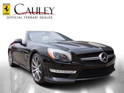Used 2013 Mercedes-Benz SL-Class SL 63 AMG Used 2013 Mercedes-Benz SL-Class SL 63 AMG for sale Sold at Cauley Ferrari in West Bloomfield MI 4