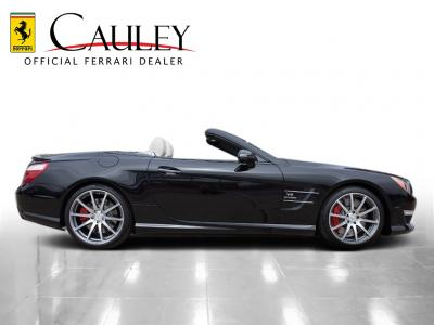 Used 2013 Mercedes-Benz SL-Class SL 63 AMG Used 2013 Mercedes-Benz SL-Class SL 63 AMG for sale Sold at Cauley Ferrari in West Bloomfield MI 5