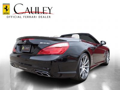 Used 2013 Mercedes-Benz SL-Class SL 63 AMG Used 2013 Mercedes-Benz SL-Class SL 63 AMG for sale Sold at Cauley Ferrari in West Bloomfield MI 6
