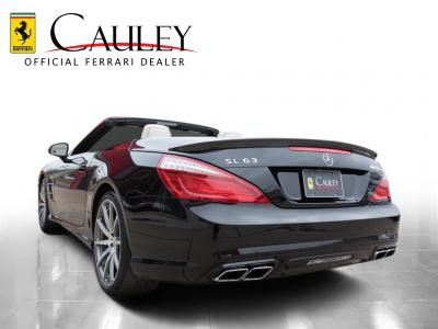 Used 2013 Mercedes-Benz SL-Class SL 63 AMG Used 2013 Mercedes-Benz SL-Class SL 63 AMG for sale Sold at Cauley Ferrari in West Bloomfield MI 8