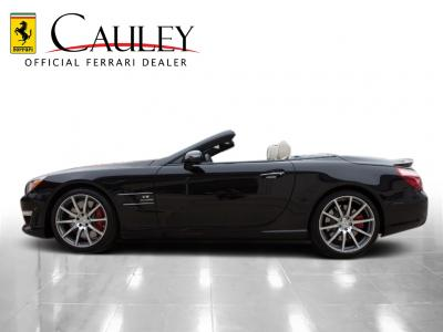 Used 2013 Mercedes-Benz SL-Class SL 63 AMG Used 2013 Mercedes-Benz SL-Class SL 63 AMG for sale Sold at Cauley Ferrari in West Bloomfield MI 9