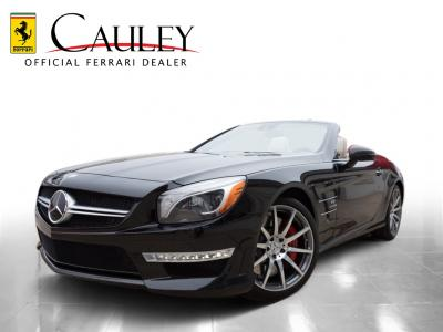 Used 2013 Mercedes-Benz SL-Class SL 63 AMG Used 2013 Mercedes-Benz SL-Class SL 63 AMG for sale Sold at Cauley Ferrari in West Bloomfield MI 1