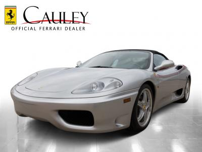 Used 2002 Ferrari 360 Spider F1 Used 2002 Ferrari 360 Spider F1 for sale Sold at Cauley Ferrari in West Bloomfield MI 10