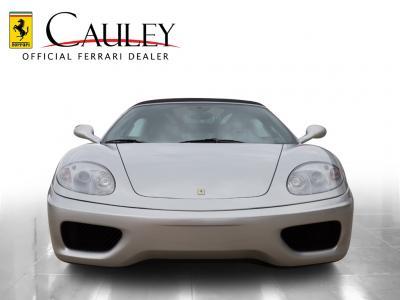 Used 2002 Ferrari 360 Spider F1 Used 2002 Ferrari 360 Spider F1 for sale Sold at Cauley Ferrari in West Bloomfield MI 11