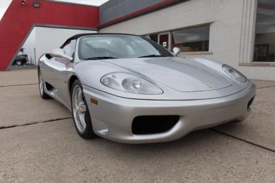 Used 2002 Ferrari 360 Spider F1 Used 2002 Ferrari 360 Spider F1 for sale Sold at Cauley Ferrari in West Bloomfield MI 12
