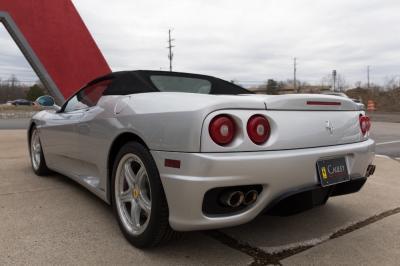 Used 2002 Ferrari 360 Spider F1 Used 2002 Ferrari 360 Spider F1 for sale Sold at Cauley Ferrari in West Bloomfield MI 16