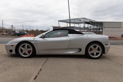 Used 2002 Ferrari 360 Spider F1 Used 2002 Ferrari 360 Spider F1 for sale Sold at Cauley Ferrari in West Bloomfield MI 17