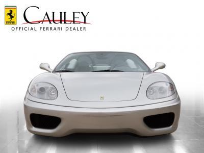Used 2002 Ferrari 360 Spider F1 Used 2002 Ferrari 360 Spider F1 for sale Sold at Cauley Ferrari in West Bloomfield MI 3