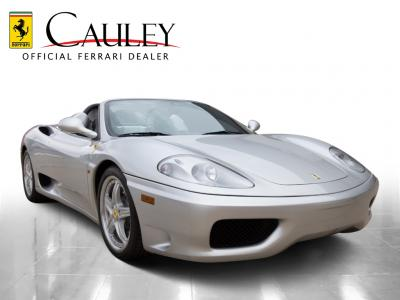 Used 2002 Ferrari 360 Spider F1 Used 2002 Ferrari 360 Spider F1 for sale Sold at Cauley Ferrari in West Bloomfield MI 4