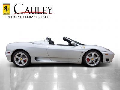 Used 2002 Ferrari 360 Spider F1 Used 2002 Ferrari 360 Spider F1 for sale Sold at Cauley Ferrari in West Bloomfield MI 5