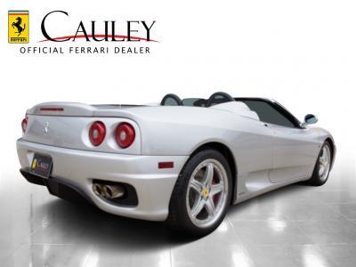 Used 2002 Ferrari 360 Spider F1 Used 2002 Ferrari 360 Spider F1 for sale Sold at Cauley Ferrari in West Bloomfield MI 6