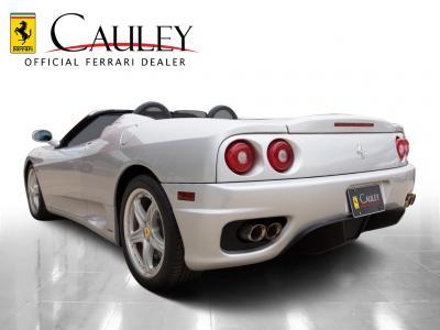 Used 2002 Ferrari 360 Spider F1 Used 2002 Ferrari 360 Spider F1 for sale Sold at Cauley Ferrari in West Bloomfield MI 8