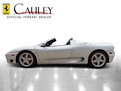 Used 2002 Ferrari 360 Spider F1 Used 2002 Ferrari 360 Spider F1 for sale Sold at Cauley Ferrari in West Bloomfield MI 9