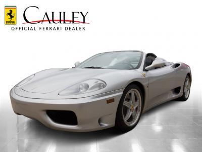 Used 2002 Ferrari 360 Spider F1 Used 2002 Ferrari 360 Spider F1 for sale Sold at Cauley Ferrari in West Bloomfield MI 1