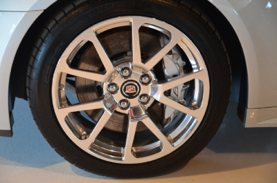 Used 2011 Cadillac CTS-V Coupe Used 2011 Cadillac CTS-V Coupe for sale Sold at Cauley Ferrari in West Bloomfield MI 10