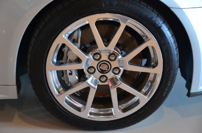 Used 2011 Cadillac CTS-V Coupe Used 2011 Cadillac CTS-V Coupe for sale Sold at Cauley Ferrari in West Bloomfield MI 13