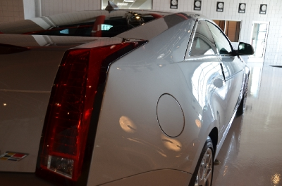 Used 2011 Cadillac CTS-V Coupe Used 2011 Cadillac CTS-V Coupe for sale Sold at Cauley Ferrari in West Bloomfield MI 15