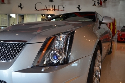 Used 2011 Cadillac CTS-V Coupe Used 2011 Cadillac CTS-V Coupe for sale Sold at Cauley Ferrari in West Bloomfield MI 16