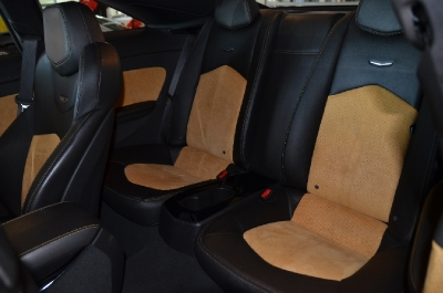 Used 2011 Cadillac CTS-V Coupe Used 2011 Cadillac CTS-V Coupe for sale Sold at Cauley Ferrari in West Bloomfield MI 20