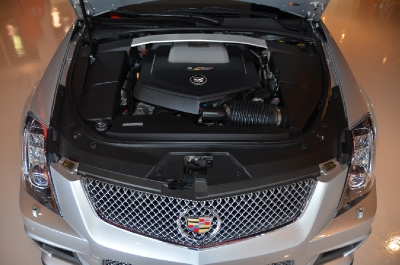 Used 2011 Cadillac CTS-V Coupe Used 2011 Cadillac CTS-V Coupe for sale Sold at Cauley Ferrari in West Bloomfield MI 37