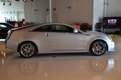 Used 2011 Cadillac CTS-V Coupe Used 2011 Cadillac CTS-V Coupe for sale Sold at Cauley Ferrari in West Bloomfield MI 6