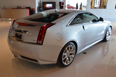 Used 2011 Cadillac CTS-V Coupe Used 2011 Cadillac CTS-V Coupe for sale Sold at Cauley Ferrari in West Bloomfield MI 7