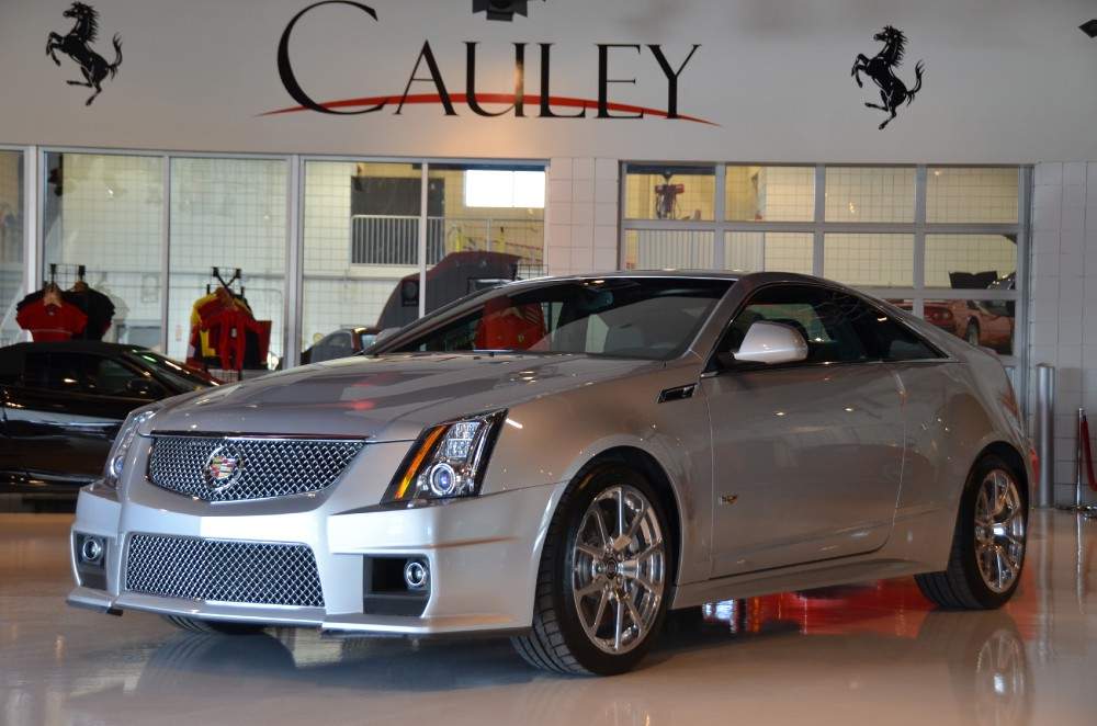 Used 2011 Cadillac CTS V Coupe