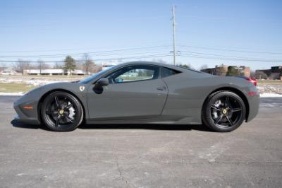 Used 2014 Ferrari 458 Speciale Used 2014 Ferrari 458 Speciale for sale Sold at Cauley Ferrari in West Bloomfield MI 11