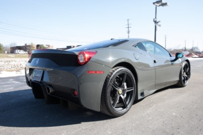 Used 2014 Ferrari 458 Speciale Used 2014 Ferrari 458 Speciale for sale Sold at Cauley Ferrari in West Bloomfield MI 8